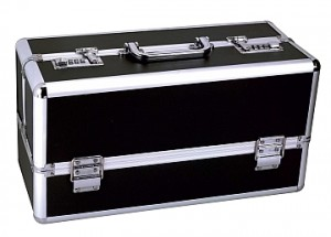 a larger locking sex toy case is perfect when you have a nice collection of sex toys